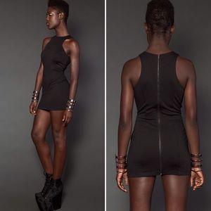Lip Service Black Dress